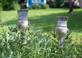 Gartenkönigspaar